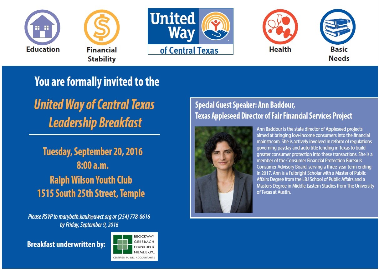 Leadership Breakfast Invite Thumbnail