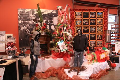 Horny Toad Harley-Davidson Christmas Tree